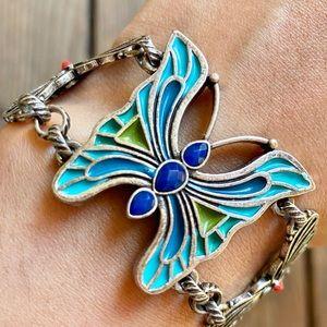 Lucky Brand Butterflies Bracelet